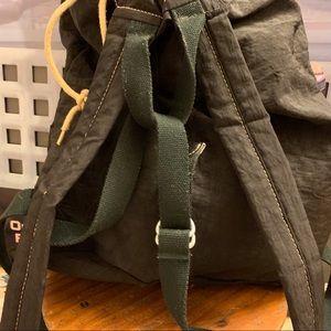 Kipling Bags - Kipling Vtg Black Fundamental Double Zip Backpack
